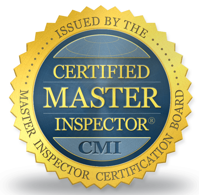International Association of Certified Home Inspectors Certified Master Inspector logo